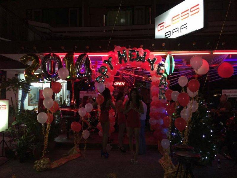 Guess Bar Bangkok Ladyboys