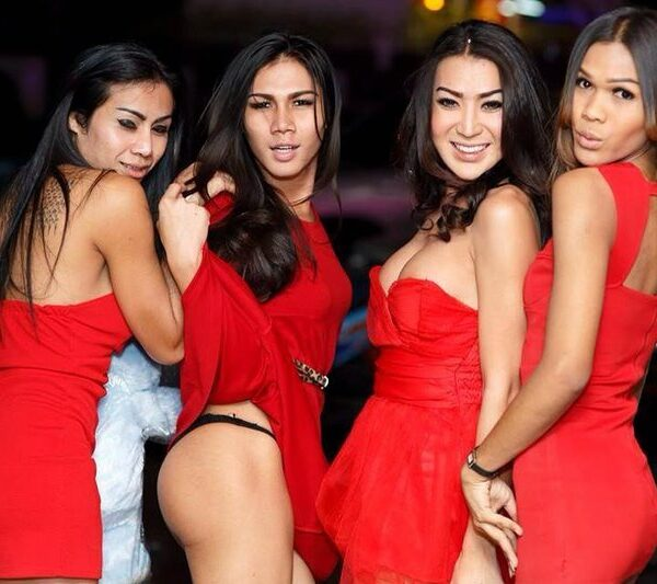 Guess Bar Ladyboys In Bangkok