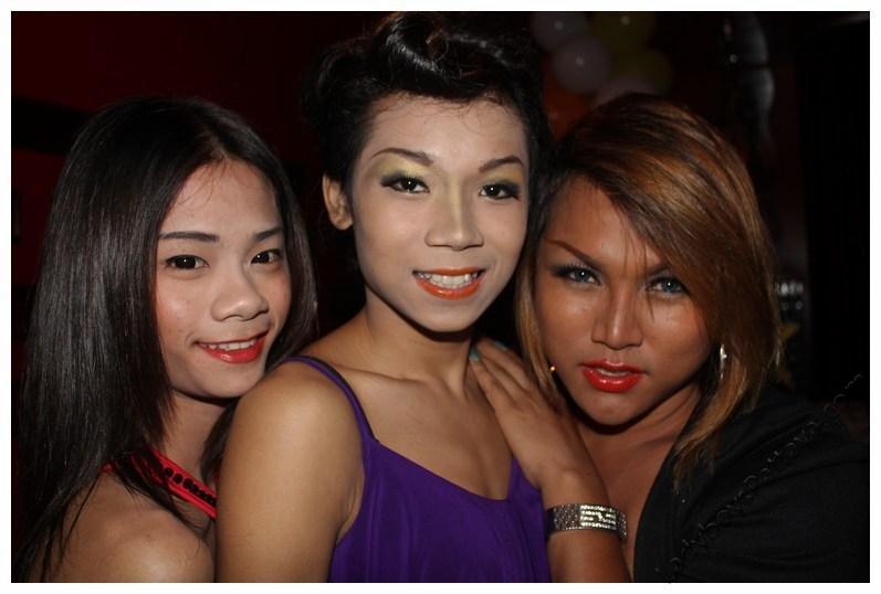 Famous Ladyboy Bar Pattaya Thailand