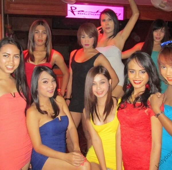 Fantasy Lounge Ladyboy Bar Thailand