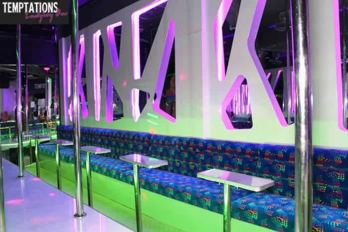 Temptations Ladyboy Bar Bangkok