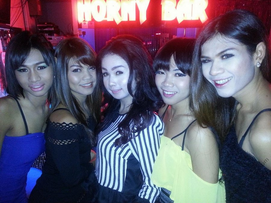Horny Bar Pattaya Thailand