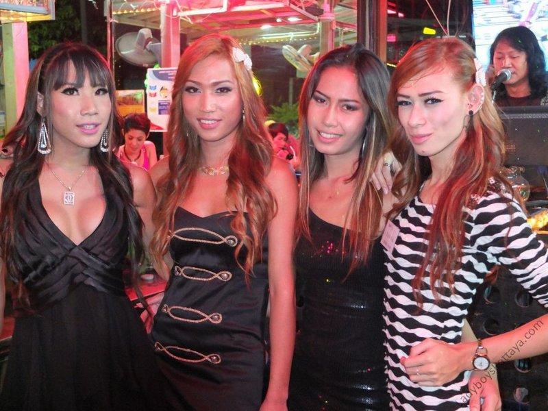 TJS Music Bar Pattaya Naklua Thailand