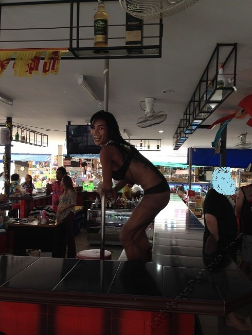 Songkran Party Ladyboys