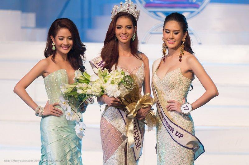 Nissa Katerahong Winner Miss Tiffany Universe