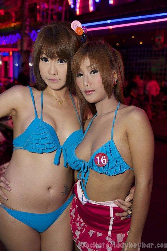 Cockatoo Bar Ladyboys