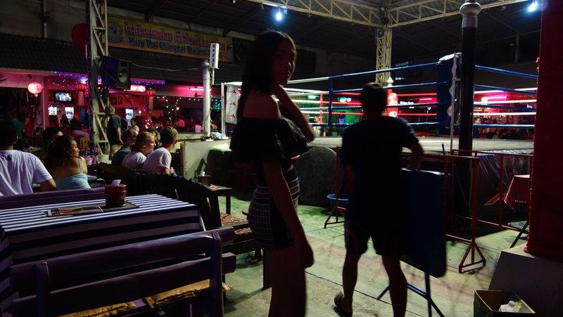 Chiang Mai Ladyboys