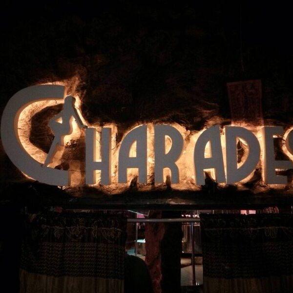 Charades Ladyboy BAr Bangkok