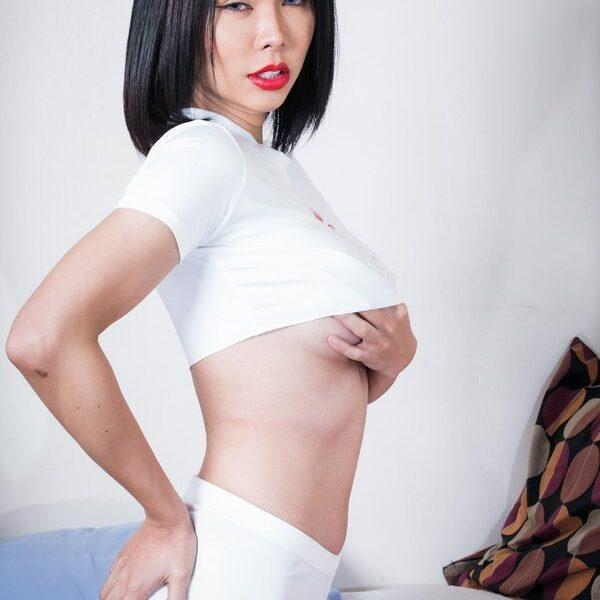 Asian Ladyboy Star