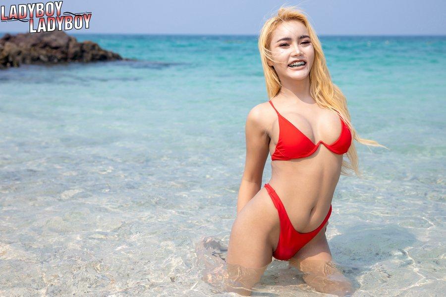 Bikini Ladyboy