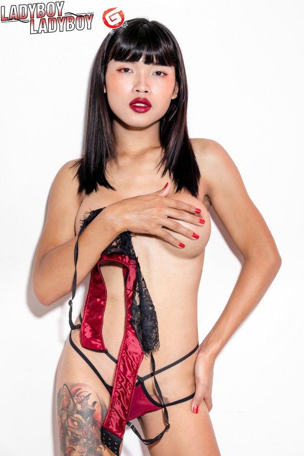 Lovely Asian Beauty Nutty
