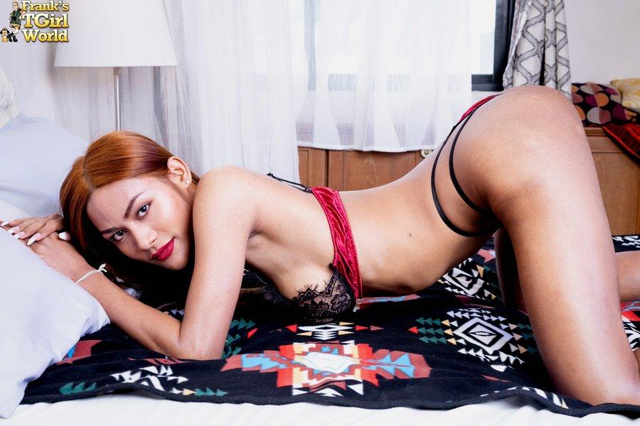 Bangkok Ladyboy Babe Sarah