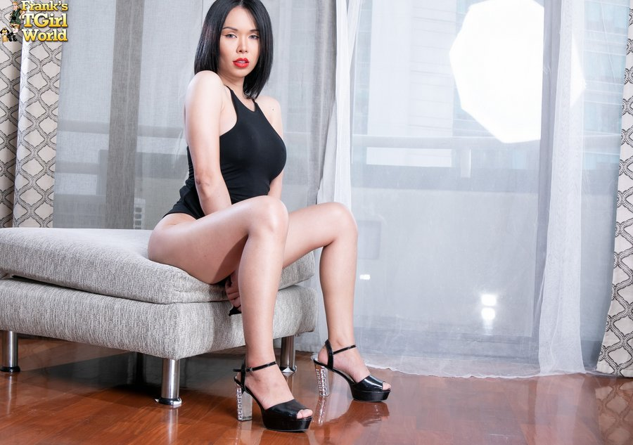 Asian Ladyboy Star