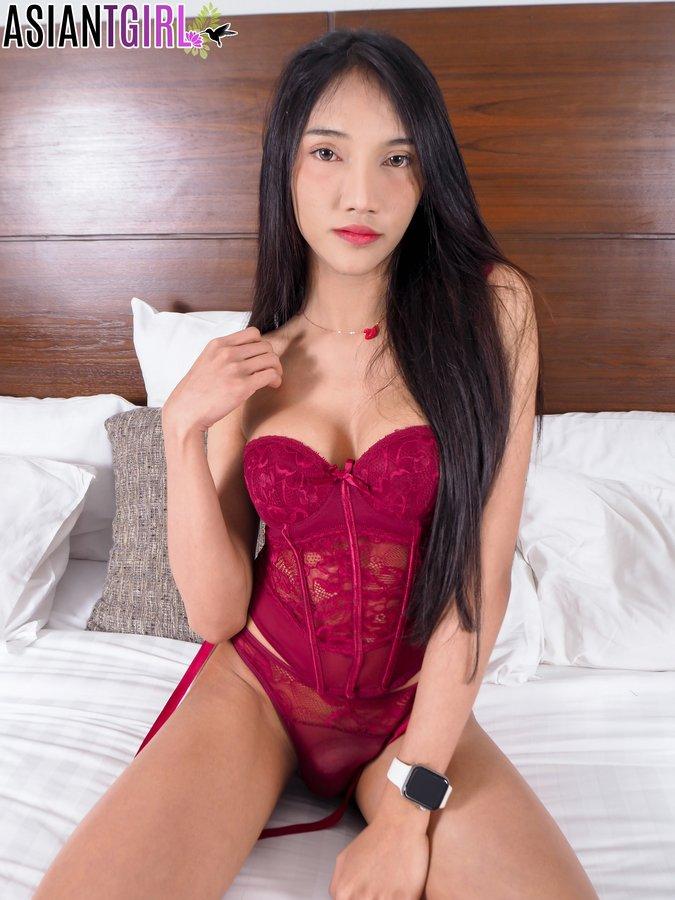 Asian Tgirl Ladyboy Alice