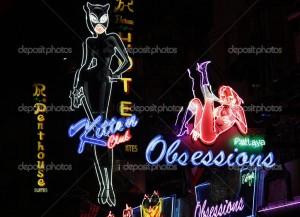Obessions Ladyboy Bar
