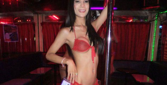 Stringfellows Ladyboy Bar Review