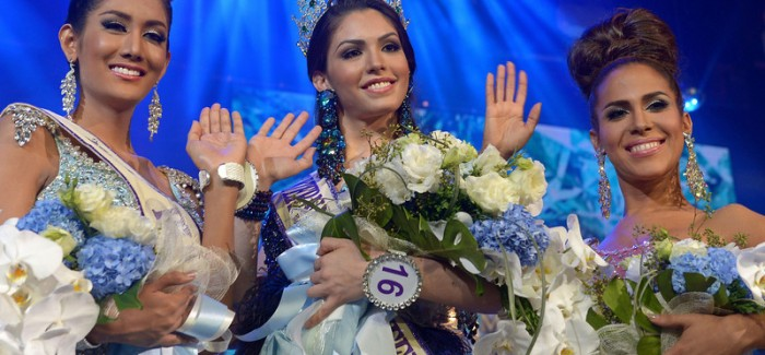 Ladyboy Miss International Queen 2013