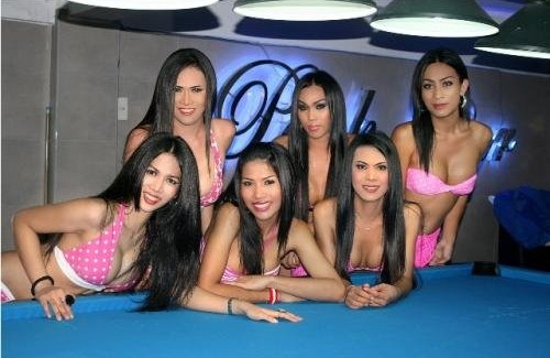 Ladyboy Pook Bar Review Pattaya