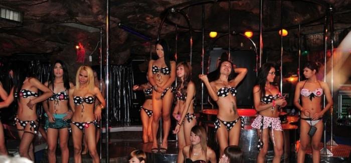 Cascade Ladyboy Bar Bangkok