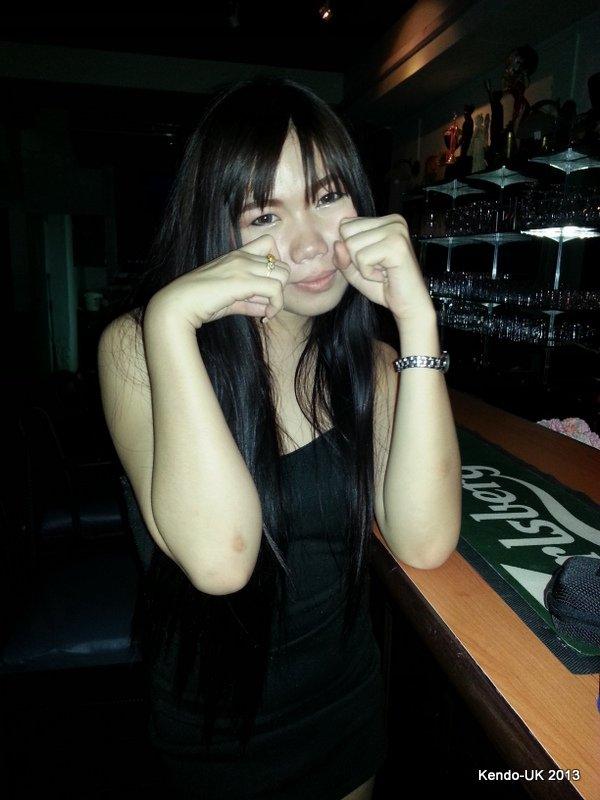 Darkside Ladyboy Bar Bangkok Thailand Lounge beauty