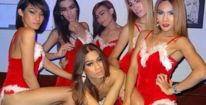 Darkside Ladyboy Bar Bangkok Thailand