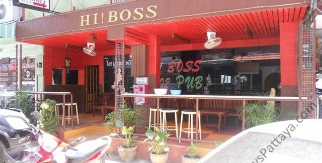 Hi Boss Ladyboy Bar Pattaya Thailand
