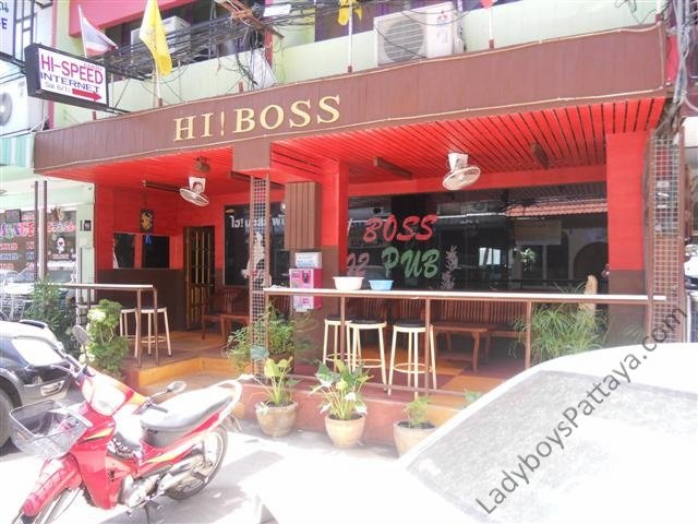 Hi Boss Ladyboy Bar Pattaya