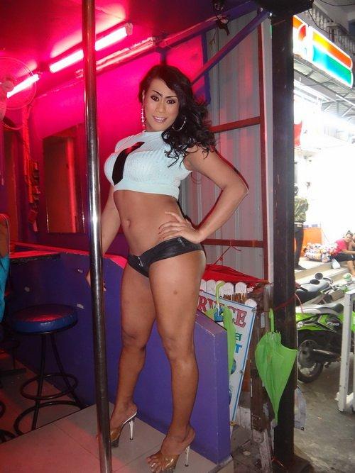 Ladyboy Misty Kings Bar