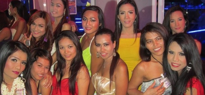 Kings Ladyboy Bar Soi 8 Pattaya