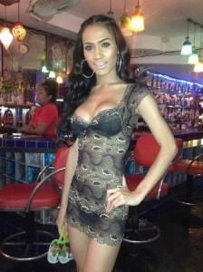 ladyboys soi 6 Pattaya Thailand