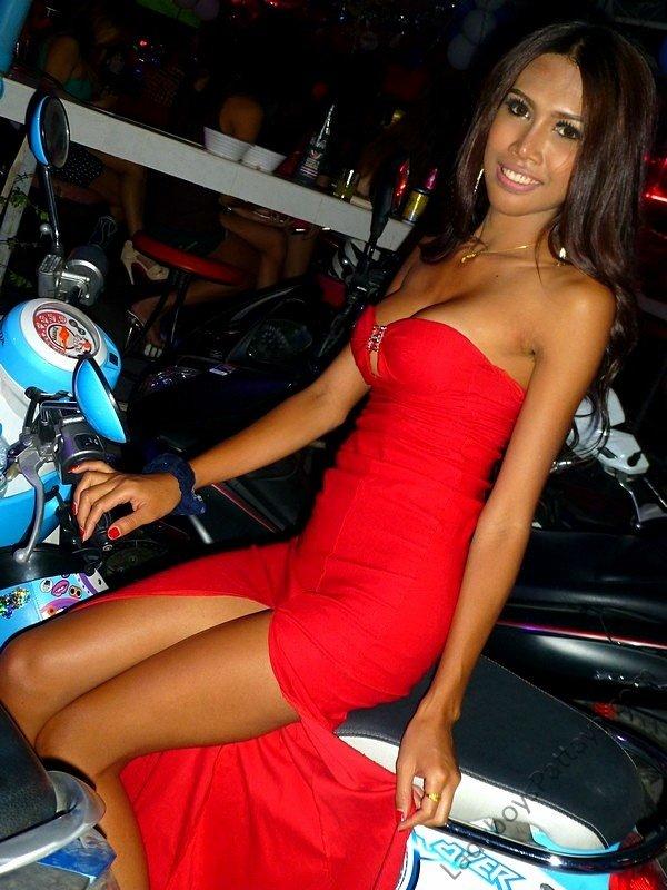 Ladyboy Sensations Bar Pattaya Super Models