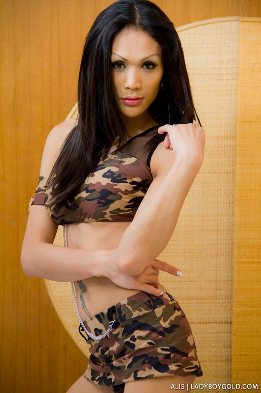 Model Samples From Ladyboy Gold