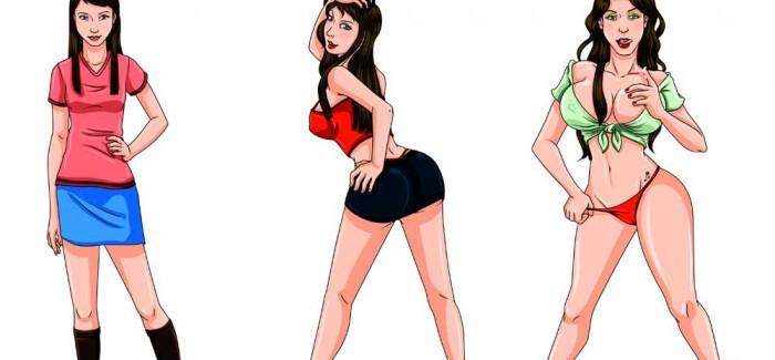 Evolution Of The Ladyboy Monster