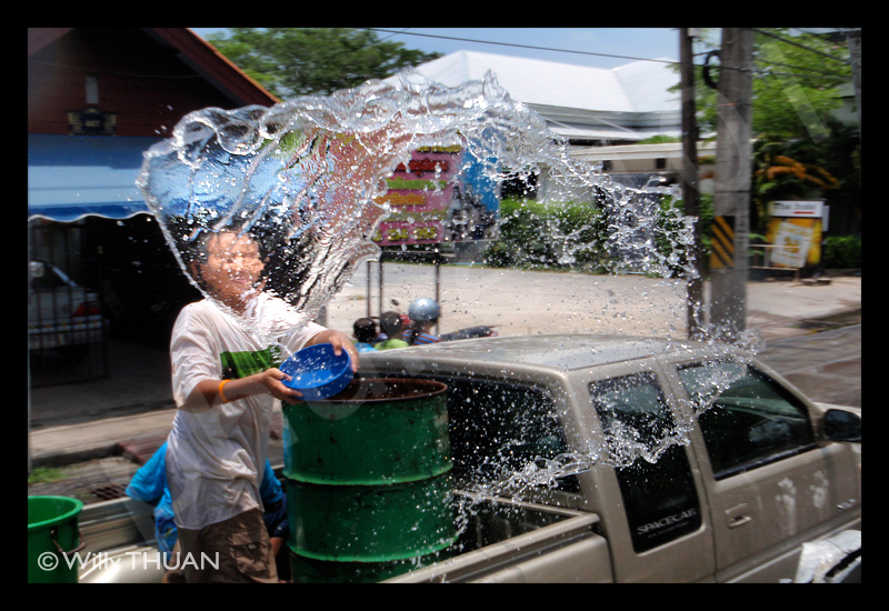 songkran pattaya