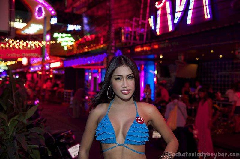 Cockatoo Ladyboy Bar Bangkok