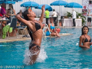 Ladyboy Water Volleyball Tournament 2014