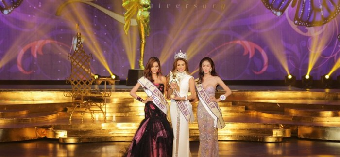 Miss International Queen 2014 Transsexual Pageant