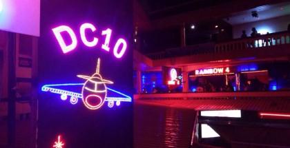 DC 10 Ladyboy Bar Bangkok