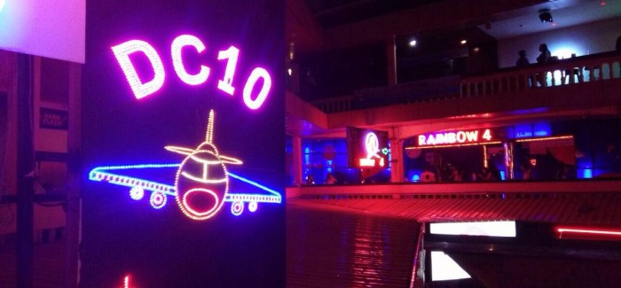 DC 10 Ladyboy Bar Bangkok Nana Plaza