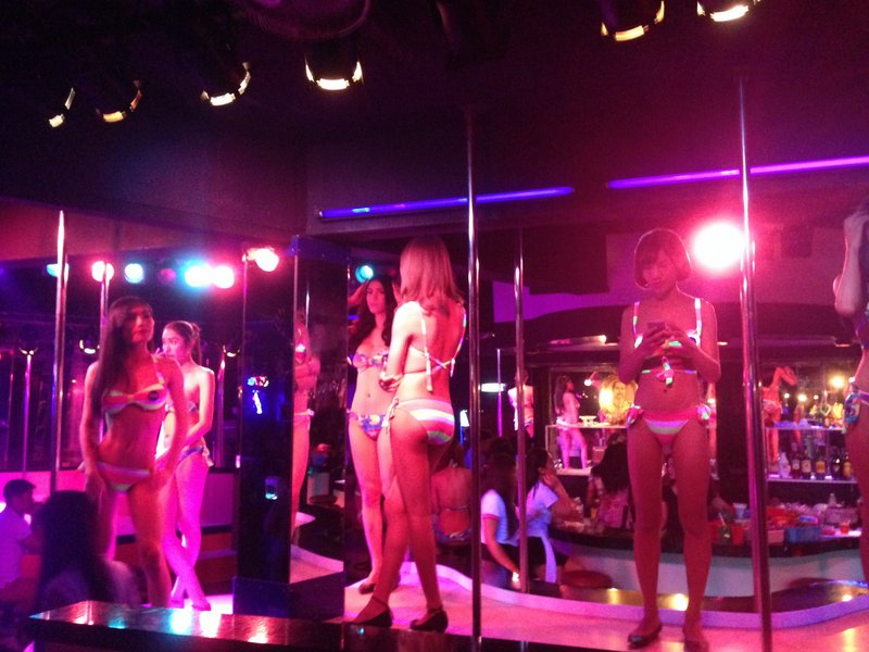 A fairy Bar Bangkok Thailand
