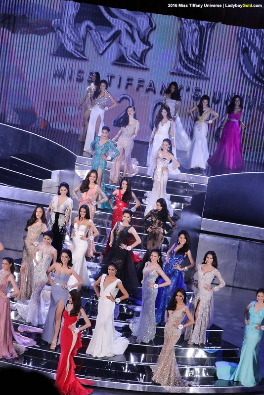 Miss Tiffany's Universe 2016