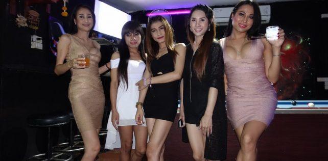 Chaos 9 Bangkok Ladyboy Bar Photos