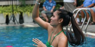 Ladyboy Water Volleyball 2016