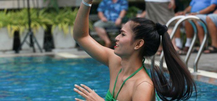 Ladyboy Water Volleyball 2016